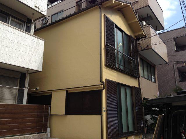 東京都墨田区 外壁塗装・下屋根葺替え・雨樋交換・漆喰補修・大工・板金・解体工事