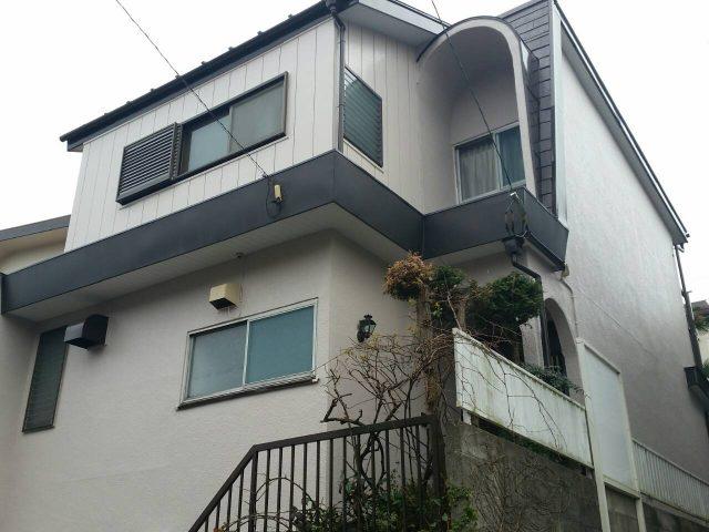 神奈川県横浜市旭区 外壁塗装・屋根塗装・屋根板金工事