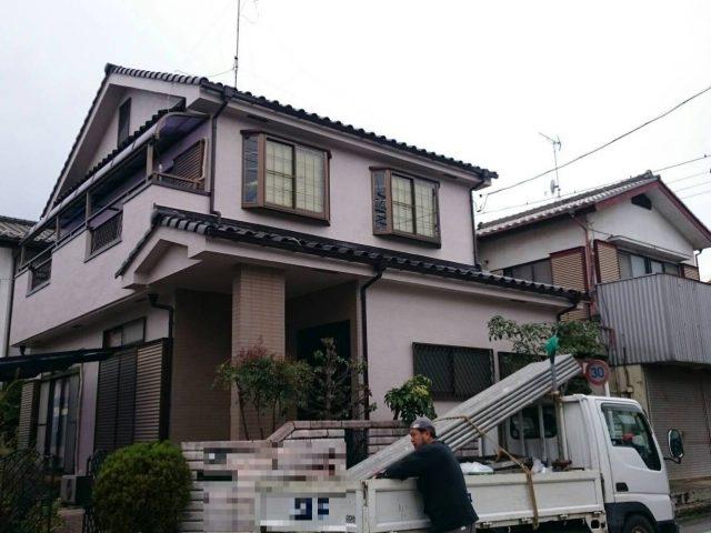 埼玉県川越市 外壁塗装