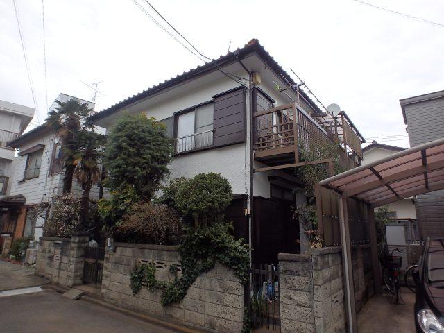 千葉県松戸市 外壁塗装・大工工事