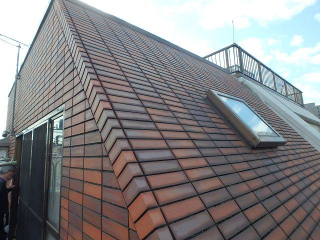 東京都大田区 Ⅰ様邸 外壁塗装・防水工事・タイル工事が完工しました