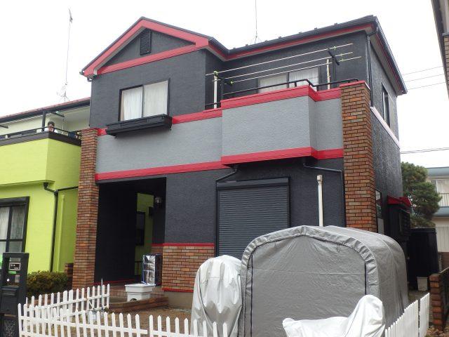 埼玉県加須市 外壁塗装・屋根塗装