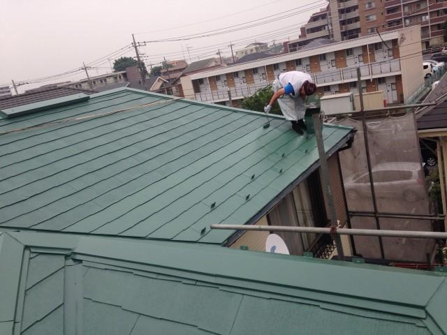 東京都青梅市 外壁塗装・屋根塗装アフター写真