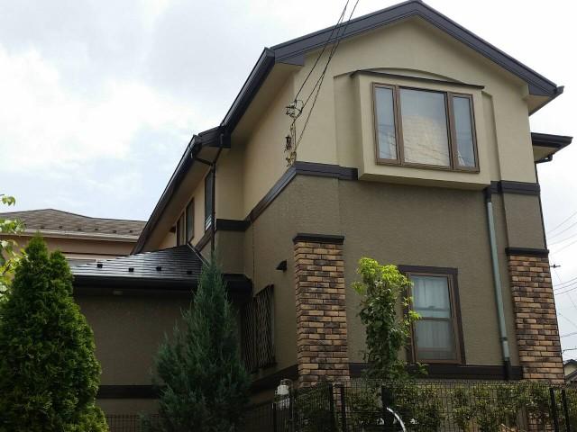 神奈川県都筑区 外壁塗装・屋根塗装アフター写真