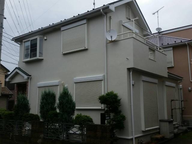 神奈川県伊勢原市 外壁塗装アフター写真