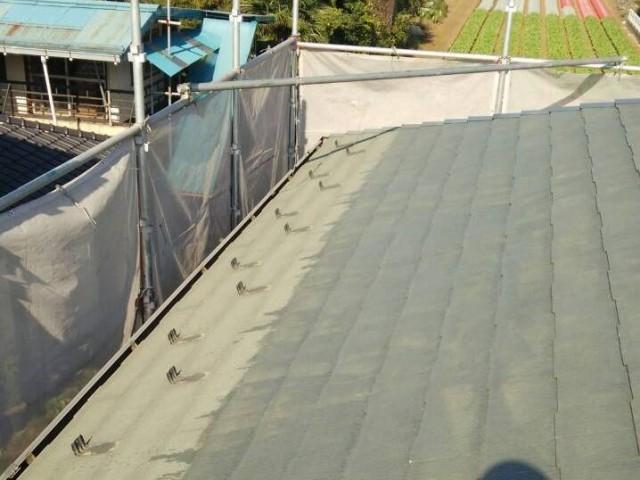 埼玉県狭山市 外壁塗装・屋根塗装・シーリング工事ビフォア写真