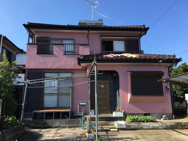 埼玉県幸手市 外壁塗装・バルコニートップコートアフター写真