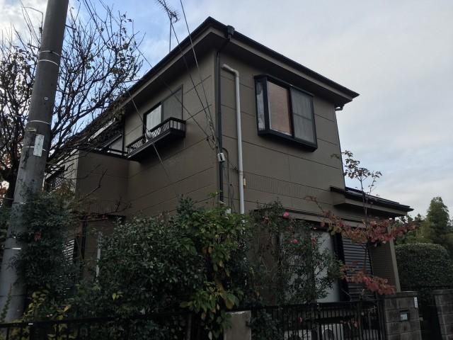 埼玉県日高市 外壁塗装・屋根塗装アフター写真