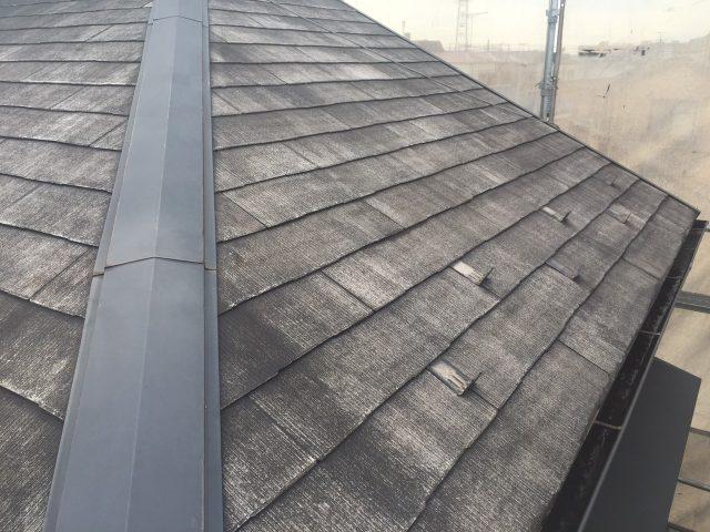 神奈川県川崎市川崎区 外壁塗装・屋根塗装・シーリング工事ビフォア写真