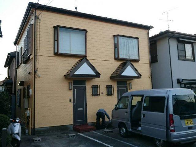 東京都町田市 外壁塗装工事・屋根塗装工事