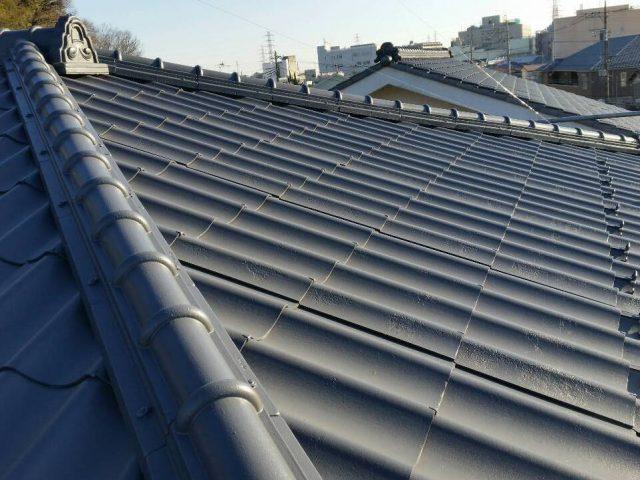 神奈川県横浜市港北区 外壁塗装・屋根塗装アフター写真