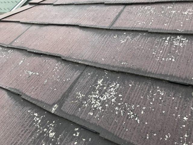 埼玉県南埼玉郡宮代町 外壁塗装及び屋根塗装が完工しましたビフォア写真