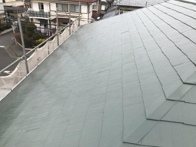 埼玉県南埼玉郡宮代町 外壁塗装及び屋根塗装が完工しましたアフター写真