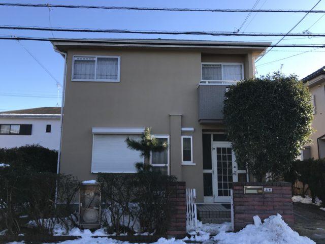 埼玉県南埼玉郡宮代町 外壁塗装及び屋根塗装が完工しました