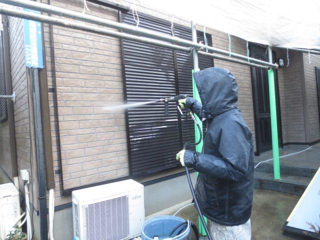 神奈川県川崎市多摩区 I様邸 外壁塗装工事が完工しました