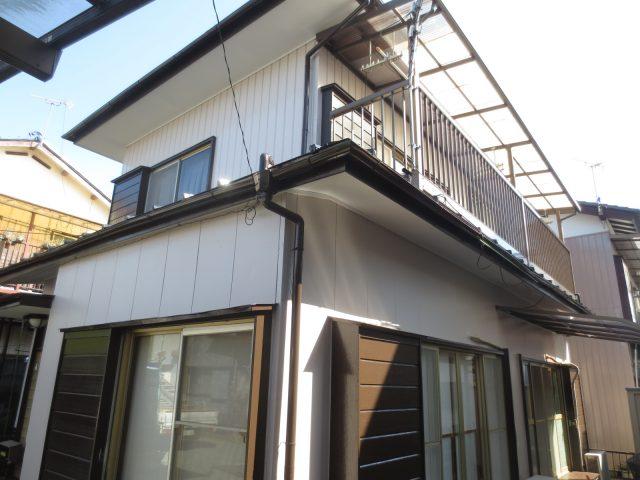 神奈川県足柄上郡 外壁塗装 屋根塗装 大工工事