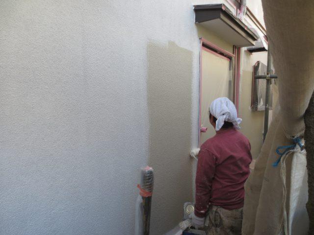 東京都世田谷区 M様邸 外壁塗装工事が完工しました
