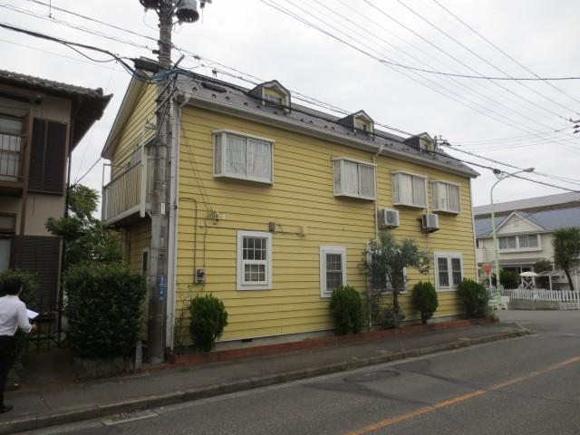 埼玉県鶴ヶ島市 外壁塗装・屋根塗装・その他ビフォア写真