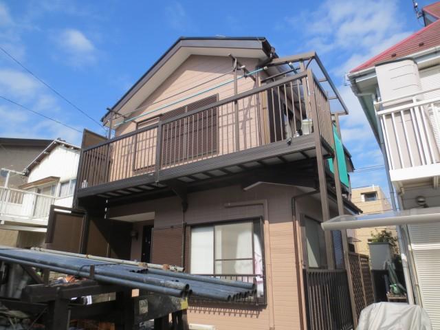 千葉県市川市 外壁塗装・屋根塗装・付帯工事アフター写真