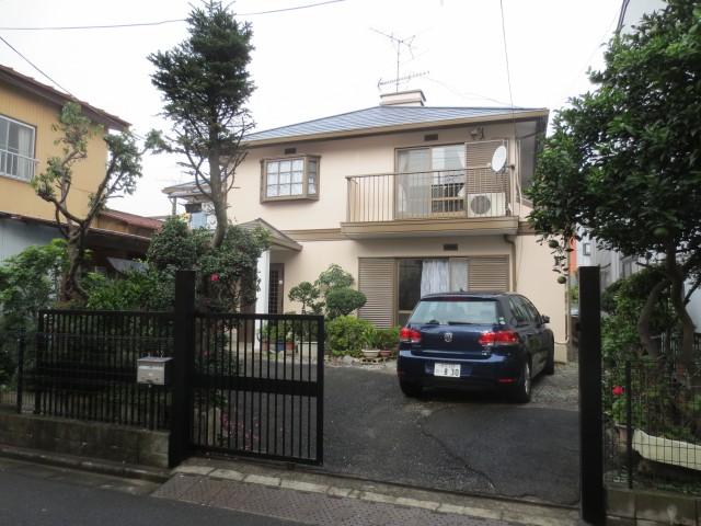 東京都葛飾区 外壁塗装・屋根塗装・板金工事アフター写真