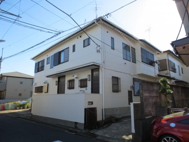 東京都杉並区 外壁塗装・屋根塗装アフター写真