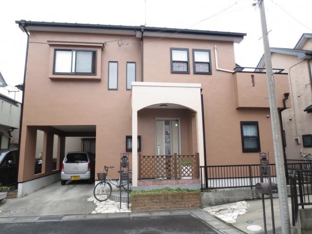 埼玉県北葛飾郡松伏町 外壁塗装・屋根塗装アフター写真