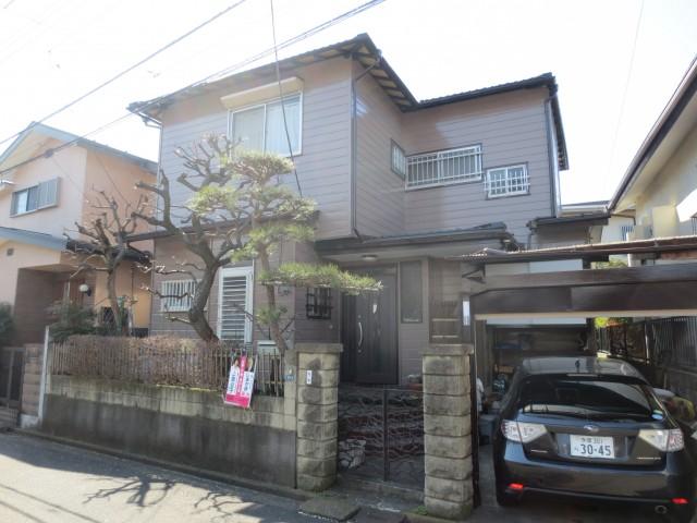 東京都三鷹市 外壁塗装・鉄部塗装・付帯工事アフター写真
