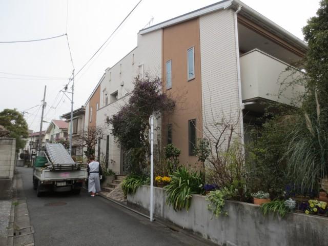 東京都大田区 外壁塗装・屋根塗装・タイルコーティング・その他ビフォア写真