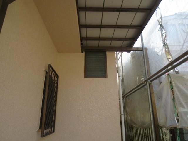 神奈川県茅ケ崎市 外壁塗装・屋根塗装アフター写真