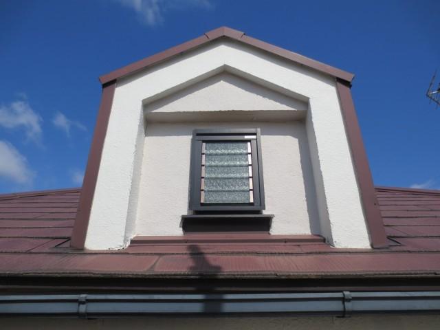 東京都世田谷区 外壁塗装・屋根塗装・雨樋交換・付帯工事ビフォア写真