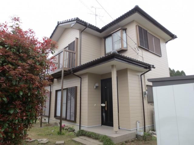千葉県茂原市 外壁塗装・屋根塗装・シーリング工事アフター写真