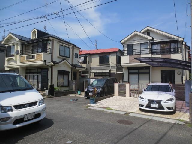 東京都世田谷区 外壁塗装・屋根塗装アフター写真