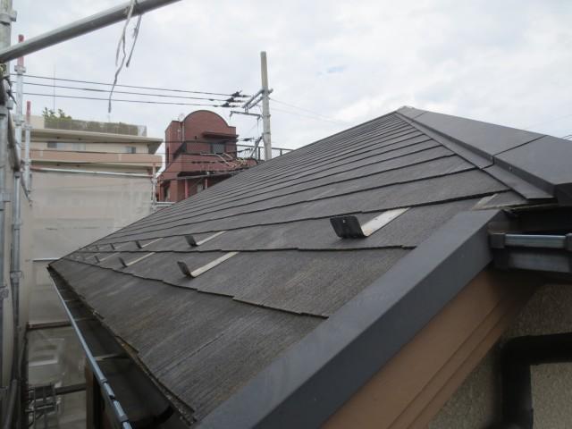 埼玉県川口市 外壁塗装・屋根塗装ビフォア写真