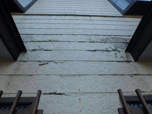 東京都町田市 外壁塗装工事・屋根塗装工事ビフォア写真