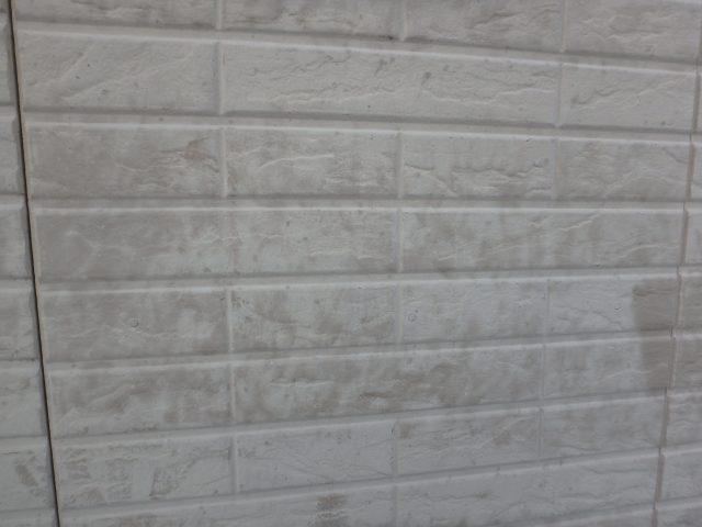 埼玉県加須市 外壁塗装ビフォア写真