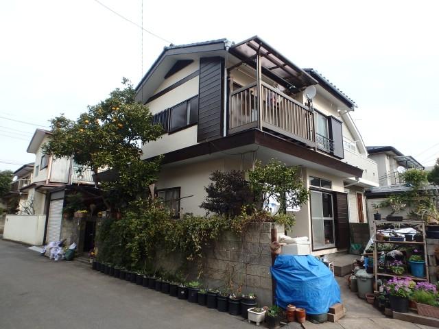 東京都三鷹市 外壁塗装アフター写真