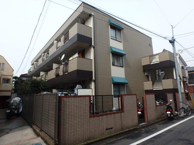 東京都大田区 外壁塗装・鉄骨塗装アフター写真