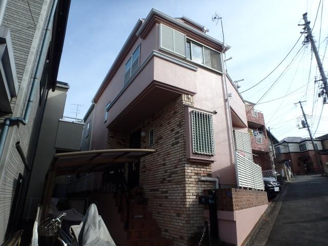 神奈川県横浜市鶴見区 外壁塗装・屋根塗装アフター写真