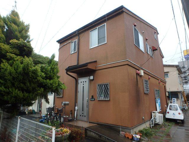 東京都西東京市 外壁塗装 屋根塗装ビフォア写真