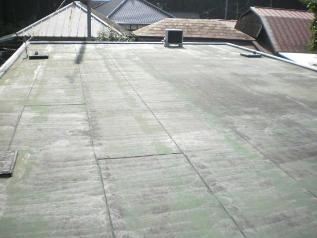 千葉県香取郡多古町 外壁塗装・防水工事ビフォア写真