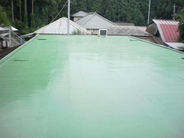 千葉県香取郡多古町 外壁塗装・防水工事アフター写真