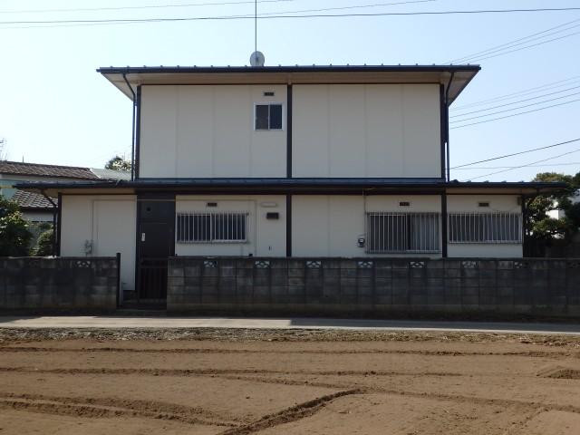 茨城県坂東市 外壁塗装・屋根塗装・雨樋交換・付帯工事アフター写真