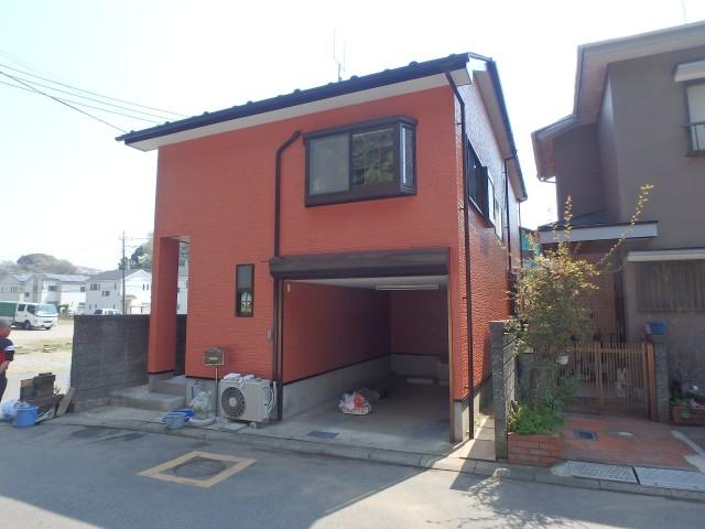 千葉県松戸市 外壁塗装・シーリング工事アフター写真