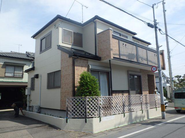 埼玉県熊谷市 外壁塗装 屋根塗装