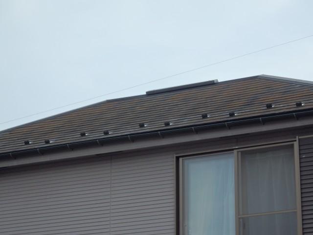東京都青梅市 外壁塗装・屋根塗装ビフォア写真