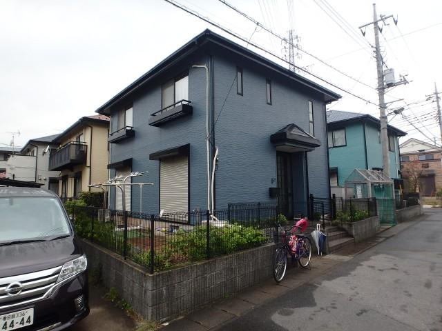 埼玉県草加市 外壁塗装・屋根塗装・シーリング工事・雪止金具取付アフター写真