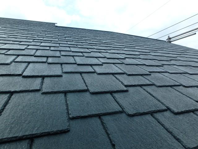千葉県千葉市中央区 外壁塗装・屋根塗装・デッキ交換・波板交換アフター写真