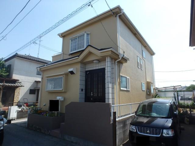 埼玉県鶴ヶ島市 外壁塗装・屋根塗装アフター写真