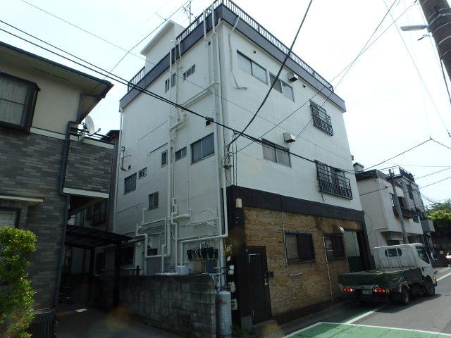 埼玉県川口市 外壁塗装 防水工事アフター写真
