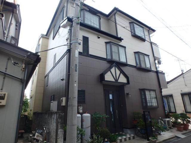埼玉県八潮市 外壁塗装・屋根塗装・シーリング工事アフター写真